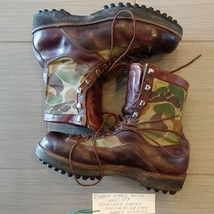 Danner Hunting Boots, Insulated Gortex Size 10 D